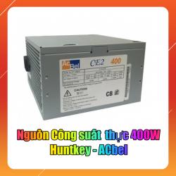 Nguồn Công suất thực 400W Acbel - Huntkey