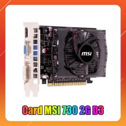 Card màn hình VGA MSI N730-2GD3 cũ