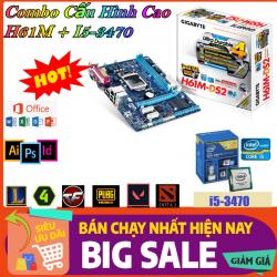 Combo Main + CPU SK1155