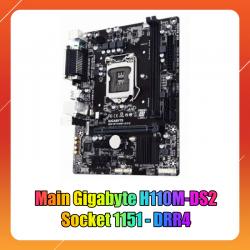 Main Gigabyte H110M-DS2 Socket 1151